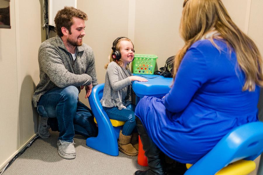 Children's Hearing Exams in Willmar, Minnesota